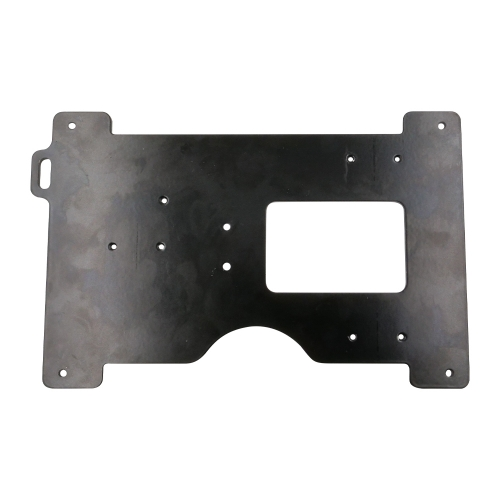 Y carriage plate for JGMaker Magic 3D Printer
