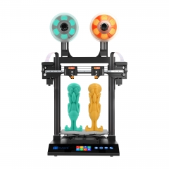 JGMaker Artist-D Pro Dual Extruder Independent 3D Printer direct drive 300*300*340mm 3 Years Warranty