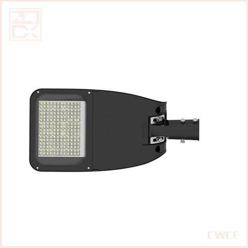 Fast response public street lighting smart control led street light fixture
