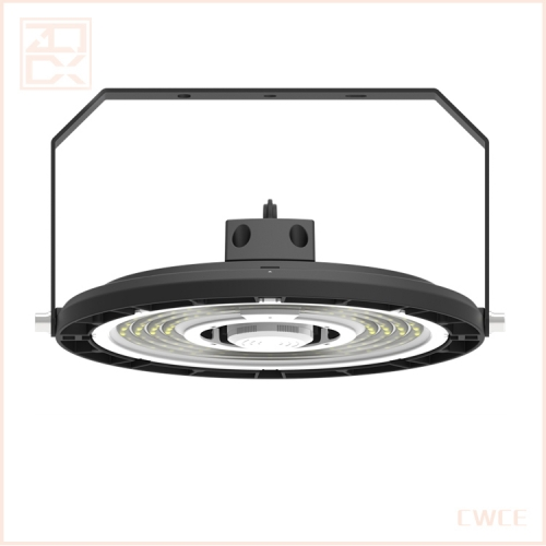 Warehouse industrial lighting 100W 150W 200W UFO led high bay light factory