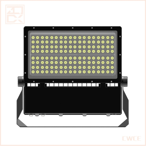 High power modular 350w 500w 600w led flood light for outdoor high mast sports stadium floodlight