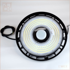 Round led high bay lights for sale warehouse lighting fixture UFO manufacturer