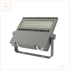Custom stadium playground lighting waterproof high mast smart control 200watt outdoor led flood light