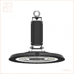 High temperature resistance lights high bay professional design round UFO with Philip power three in one dimming led