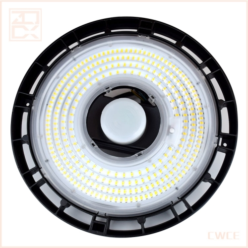 High quality 5 years warranty IP65 IK08 cheap factory price industrial ufo high bay light