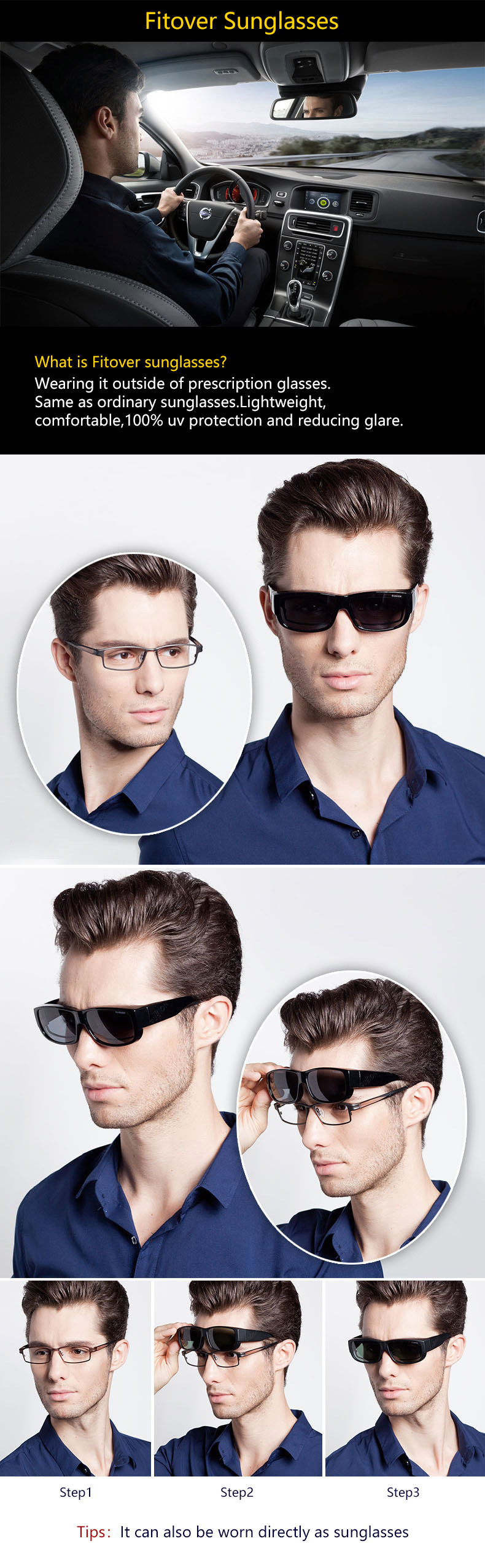 what is fit over sunglasses