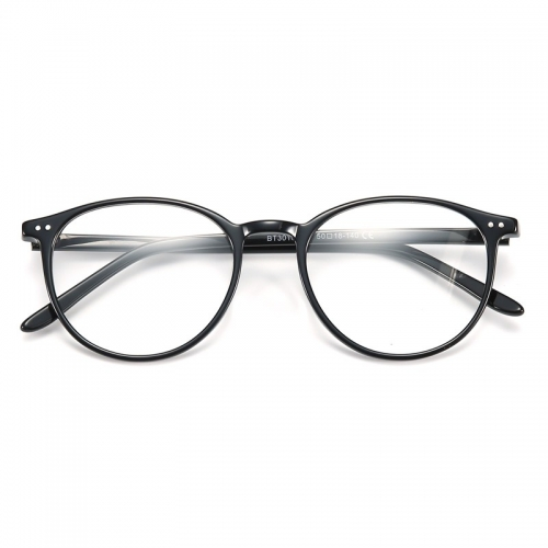 New Model Acetate Material Round Optical Eye Glasses Frames