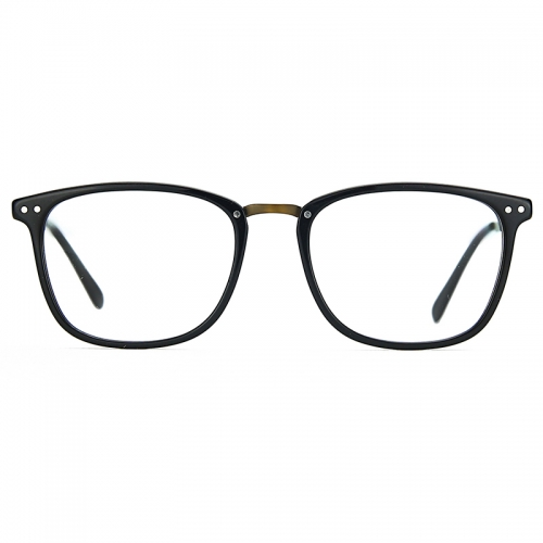 Acetate Glasses Frame Men Prescription Eyeglasses Spectacles Female Oversize Square Myopia Optical Eyewear Frames