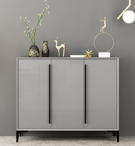 Nordic Shoe Cabinet Simple Modern Multi-Functional Hall Porch Cabinet Living Room Storage Storage Cabinet Shoe Rack