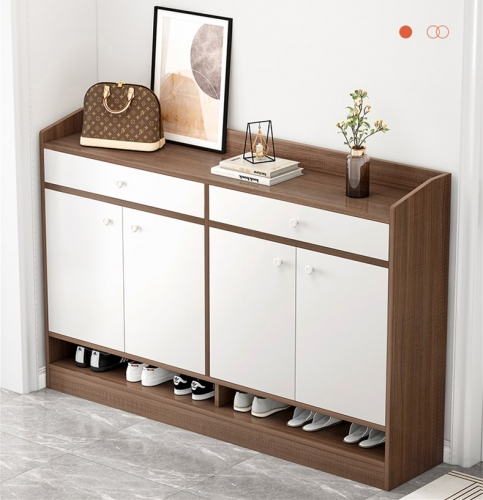 Shoe rack home furniture simple modern multi-layer simple super large capacity dustproof shoe cabinet/shoe rack