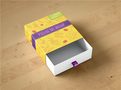 Custom cheap drawer boxes wholesale