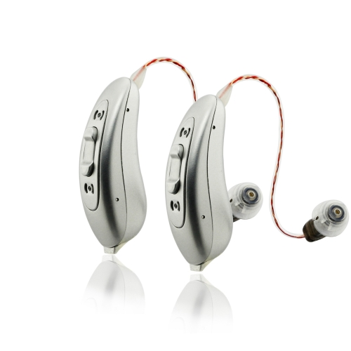 Best competitive RIC RITE digital hearing aid with 2 channels