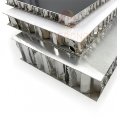 PVDF surface treatment aluminum honeycomb panel smooth surface PPG PVD