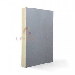 aluminium foam panel fixing details