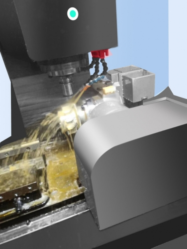 3-5 Axis machining serivces