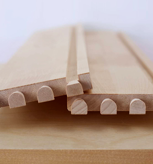 Dovetail Drawer Parts