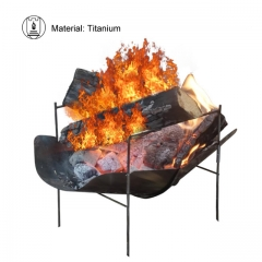 Portable Grill Foldable Barbecue Grill Small BBQ Grill for Outdoor