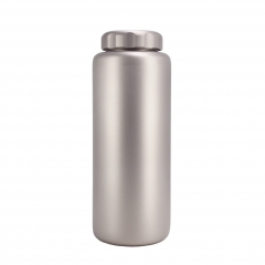 Titanium water bottlePure Titanium Sports Water Bottle for Outdoor Travel Camping Hiking Cycling Fitness