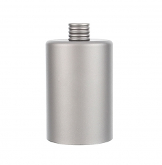 Titanium Pocket Flagon Camping Portable Alcohol Bottle Drink Sports Outdoor Hip Flask Picnic Wine Bottle