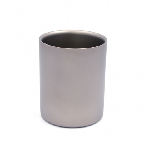 Titanium Cup Camping Mug Titanium Pot for Family, Friends and Whisky Lovers