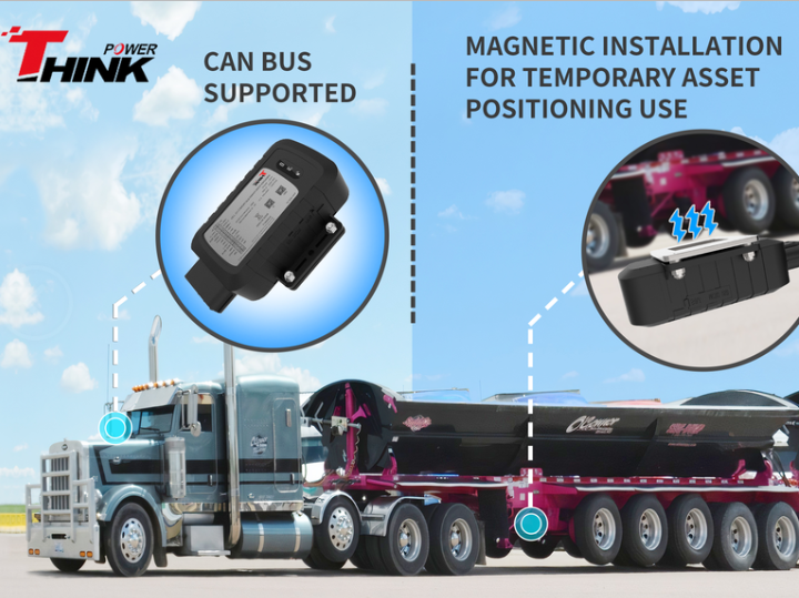 CAN BUS J1939 GPS Tracker will be released this September