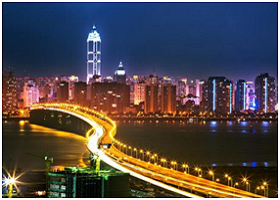 Smart Lighting of Jiaxing City-Support by Fonda