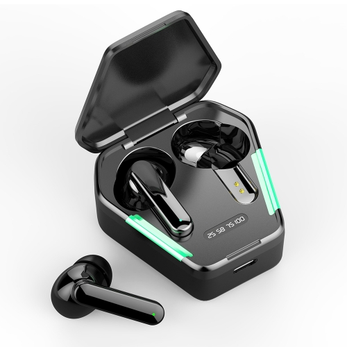 GT01 TWS 5.0 Bluetooth Gaming Earphone With Low Latency 55-65ms For Mobile Game Fans