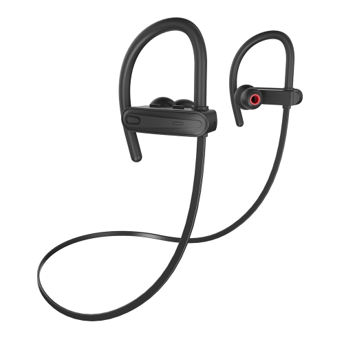 RU11 Slim And Lightweight Design Wireless Earbuds With Ear Hooks For Running