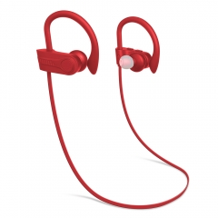 RU13 Ergonomically Designed Earphones With Mic For Gym Workout