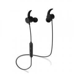 R1615 Univeral Metal Magnetic Wireless Earbuds With Deep Bass
