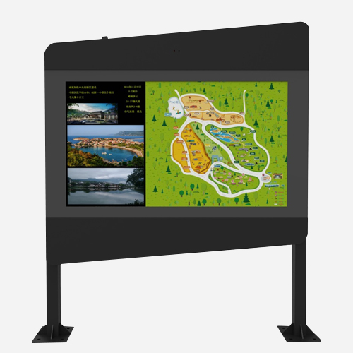 86'' Outdoor Kiosk /bus stop kiosk /digital signage