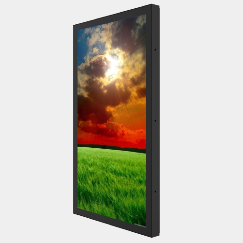 49'' Outdoor Wall Mounted Digital Signage/ Ultra Thin