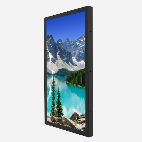 55'' Outdoor Wall Mounted Digital Signage/ Ultra Thin