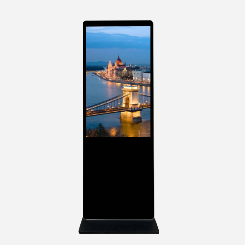 Floor Standing Digital Kiosk (IR Touch&Windows)