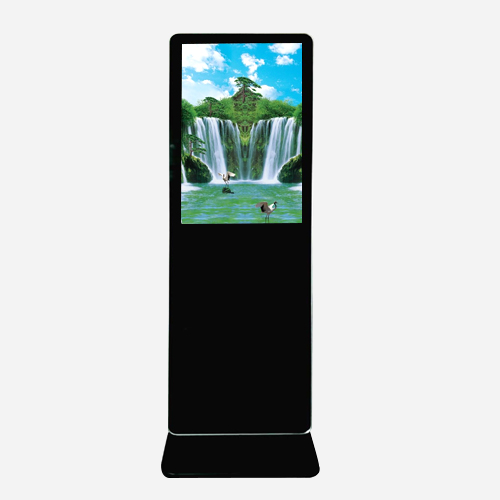 32''Floor Standing Digital Kiosk (Capacitive Screen&Windows)