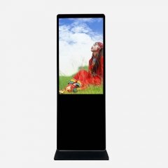 Floor Standing Digital Kiosk (IR Touch&Android)