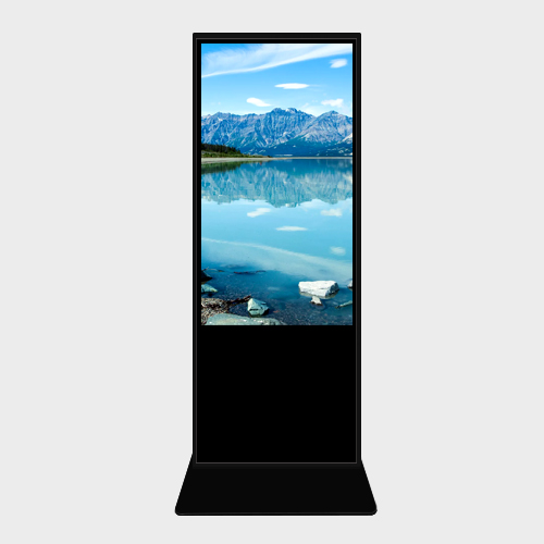 Floor Standing Digital Kiosk (Capacitive Screen&Windows)