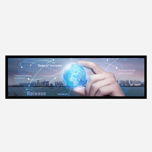 Stretched Digital Signage (Android) 28''