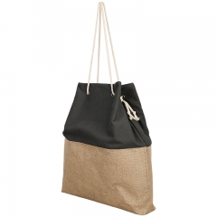 Cotton and Flex eco friendly tote bag