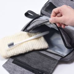 Traveling washing bag cosmetic bag