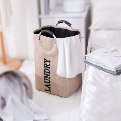 Foldable laundry bag storage bag