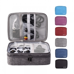 Portable travel storage digital package