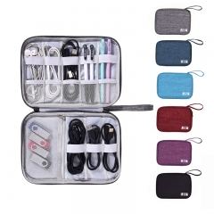 Portable travel storage digital bag