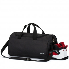 Portable travel bag gym bag
