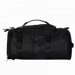 Portable travel bag dry wet depart gym bag