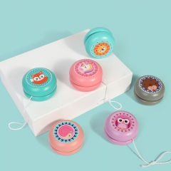 Wooden YOYO for kids