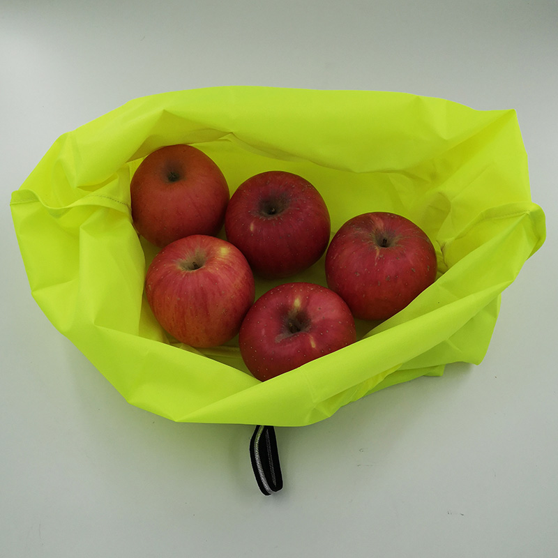 Antibacterial shopping bags