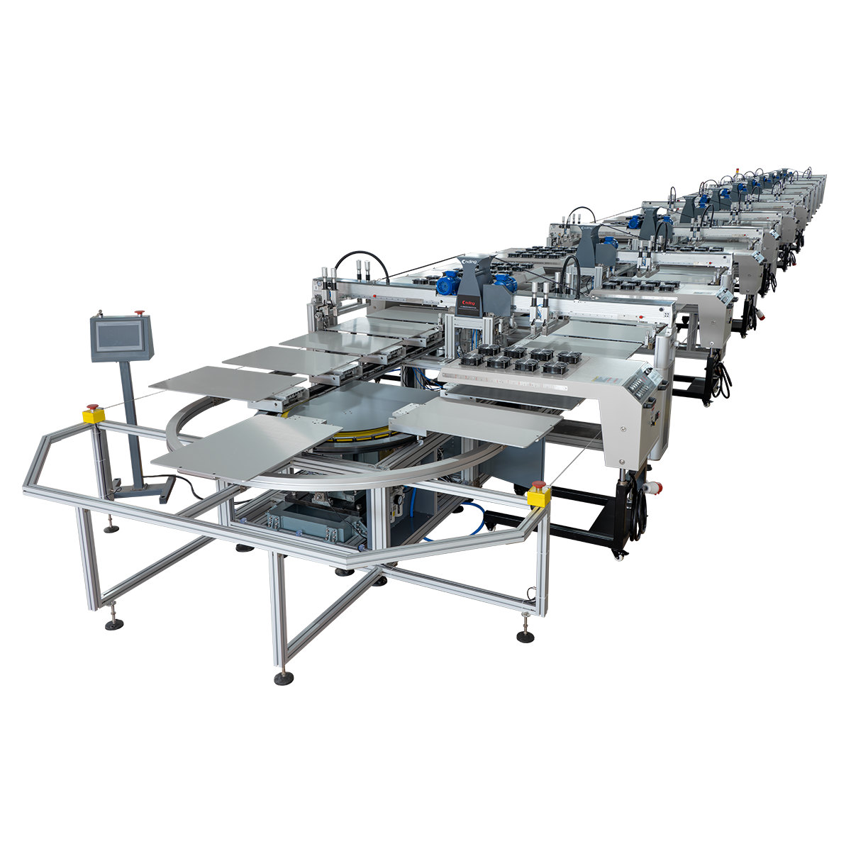 CE Approved H18 For Shoes Oval Screen Printing Machine