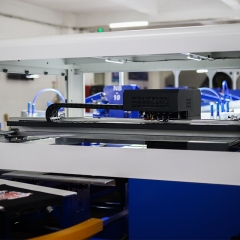 H38 Cnding Hybrid Oval + Digital Printing Machine