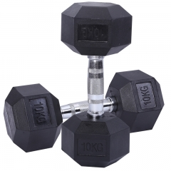 Classical Hex Dumbbell